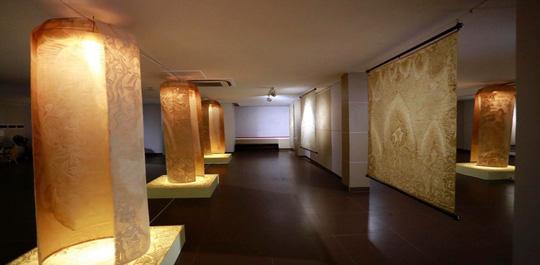 Triển lãm nghệ thuật trúc chỉ ở Đà Nẵng 2017 - 4