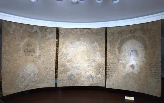 Triển lãm nghệ thuật trúc chỉ ở Đà Nẵng 2017-1