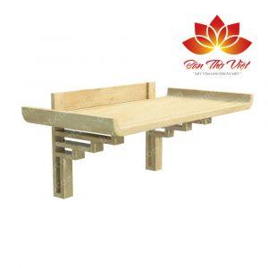 Các mẫu bàn thờ treo gỗ Xoan Đào ĐẸP - Thiết kế tinh xảo
