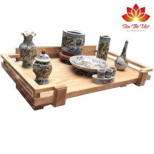 Cách bố trí bàn thờ hiện đại hợp phong thủy