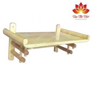 Các mẫu bàn thờ treo tường gỗ mít Đẹp và Sang trọng - 264216