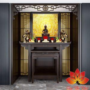 Các mẫu tủ thờ vách ngăn đẹp và giá rẻ tại Hà Nội