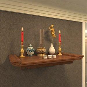 Mẫu bàn thờ Phật treo tường CHUẨN theo thước Lỗ Ban