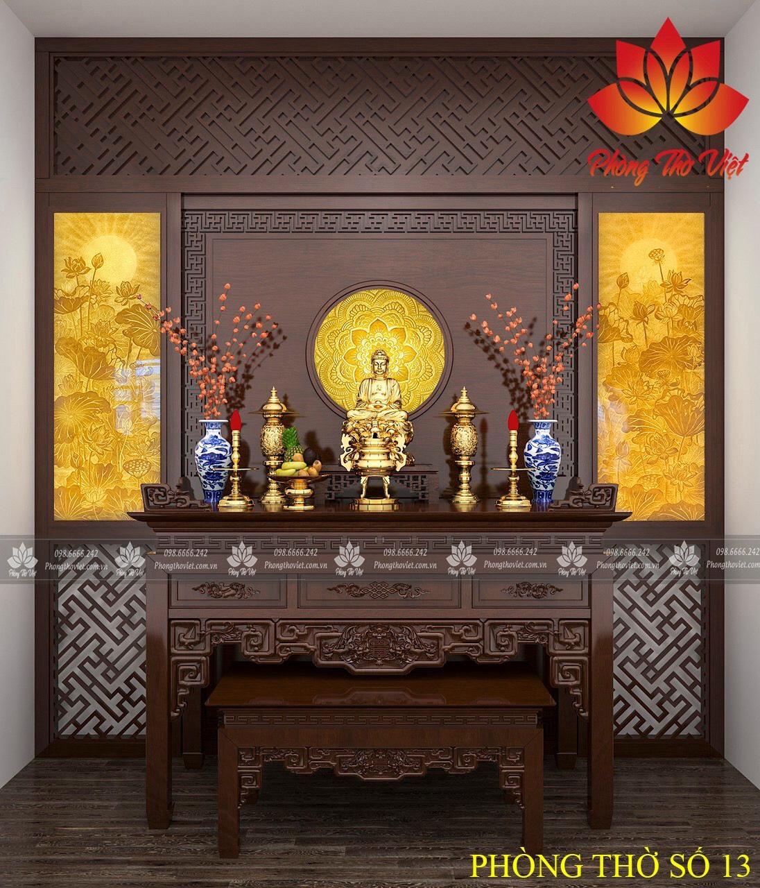 Nét đẹp văn hóa trên bàn thờ miền Nam