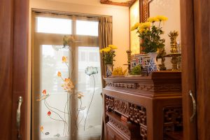 Đặc điểm bàn thờ miền Bắc và bàn thờ miền Nam trong nét văn hóa người Việt