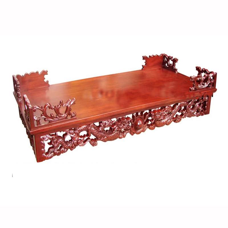 Mẫu bàn thờ treo tường loại to ĐẸP - CHUẨN phong thủy