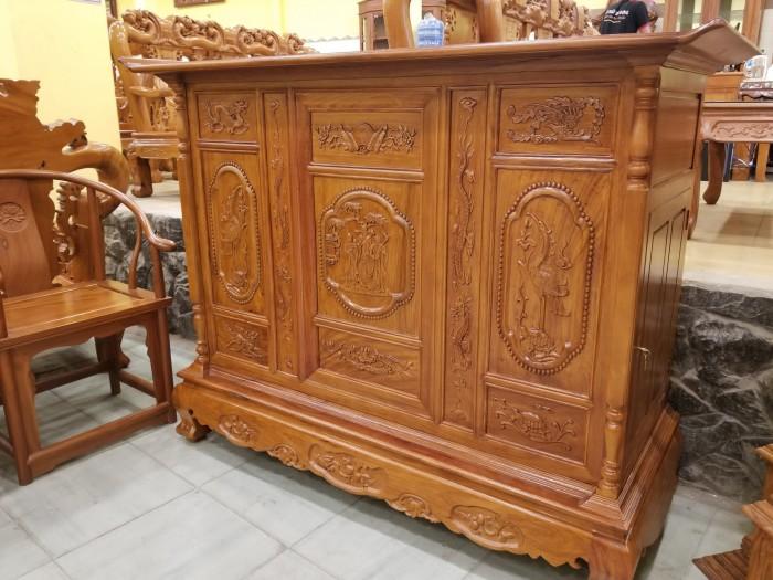 Tủ thờ Phúc Lộc Thọ đẹp Giá Rẻ bán chạy nhất 2020