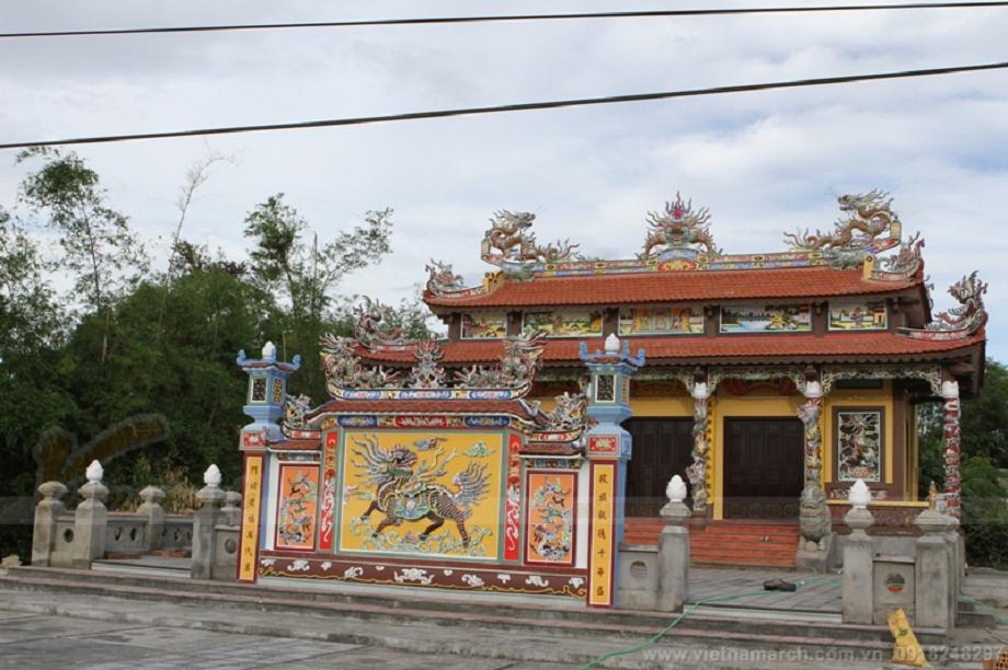 Ý nghĩa nhà thờ họ từ đường trong đời sống văn hóa người Việt