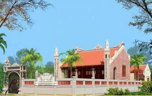 Hướng xây nhà thờ họ tốt nhất là hướng Nam