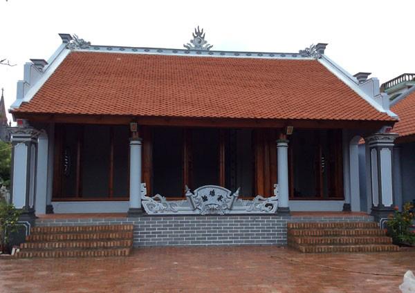 Các mẫu nhà thờ họ đẹp nhất Việt Nam năm 2021