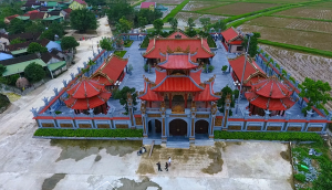 Bạn có biết ngôi nhà thọ họ lớn nhất Việt Nam nằm ở đâu?